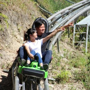 Datanla New Alpine Coaster Experience in Da Lat