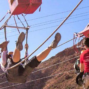 bootleg canyon zipline tour