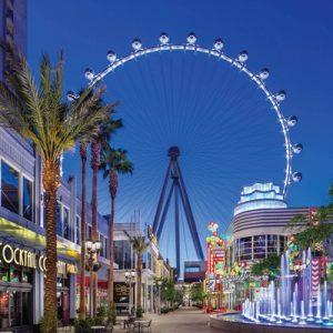 High Roller Observation Wheel Happy Half Hour Ticket in Las Vegas