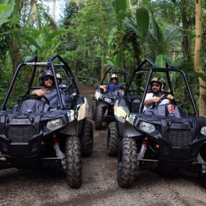 buggy ride in tegalalang indonesia