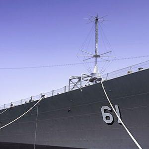 USS Iowa Battleship Musuem