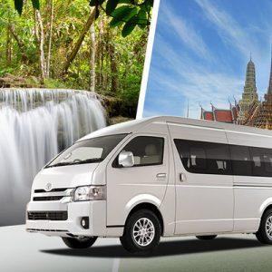 kanchanaburi and bangkok private transfer
