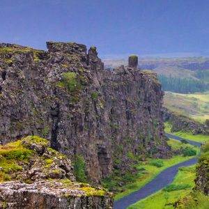 thingvellir mountains