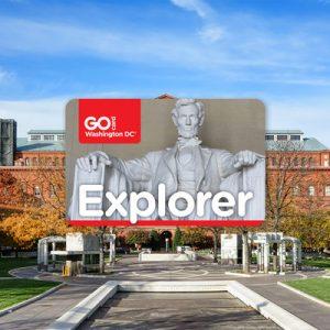 Go Washington DC Card Explorer Pass