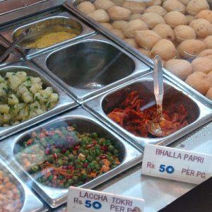 Delhi food tour