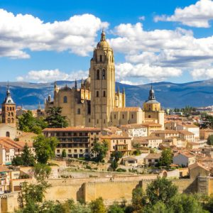 avila and segovia guided tour madrid