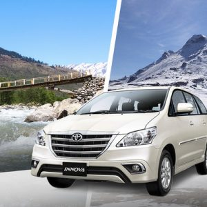 Manali to Rohtang Pass Private Car Charter