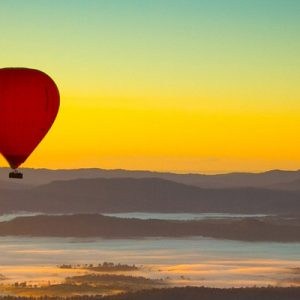 Hot Air Balloon and Quicksilver Outer Reef Experience