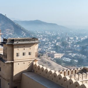amer fort walking tour