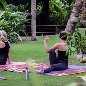 Keirita's Yoga and Diving in Koh Lipe
