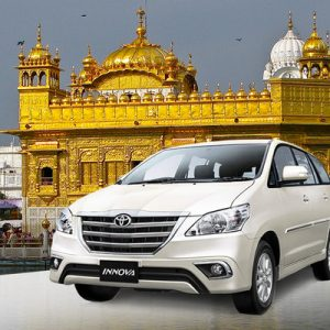 private car charter amritsar