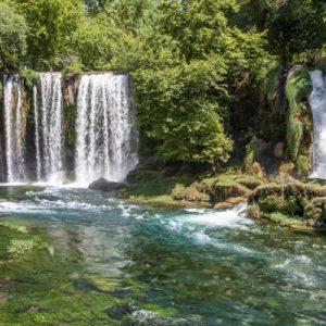 duden waterfalls national park