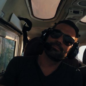 helicopter tour in budapest