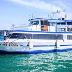 gypsy queen boat
