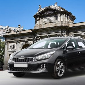 private airport transfers madrid