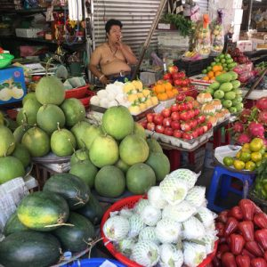 Saigon Vegan Foodie Adventure Half Day Tour
