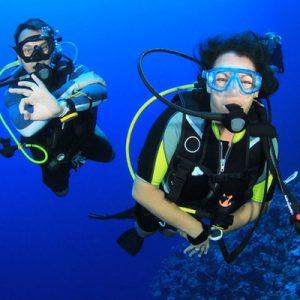 scuba diving antalya