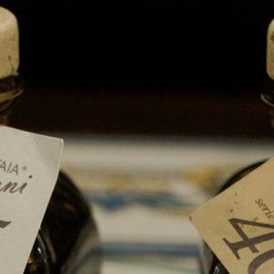 bottles of Modena Balsamic Vinegar