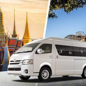 Private Transfer from Bangkok to Kanchanaburi