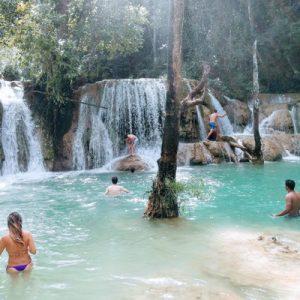 tad sae waterfalls bike and kayak full day tour
