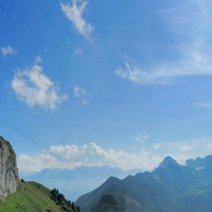 mountains cheese and chocolate tour zurich, appenzell tour, hoher kasten switzerland