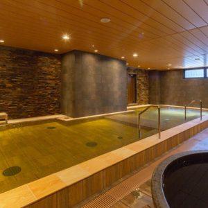 onsen experience at the osaka hinode hotel