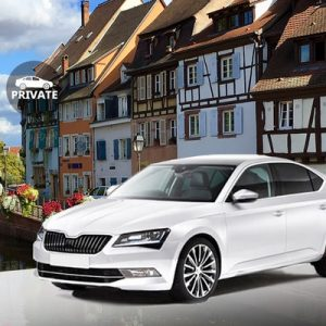 private strasbourg airport transfers for alsace