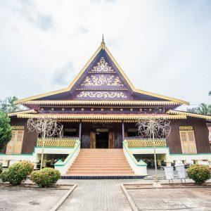 Penyengat island tour