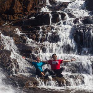 puerto princesa waterfalls