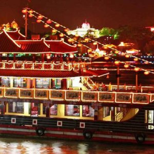 Lujiang River Night Cruise