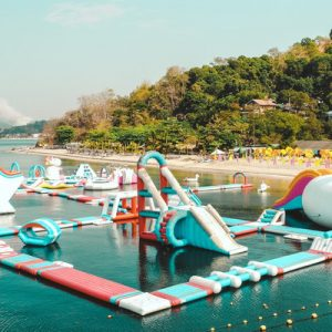 Inflatable Island Subic