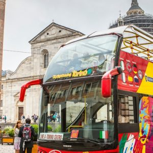 City Sightseeing Torino Bus