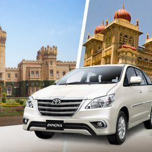 bangalore to mysore and chennai private transfer