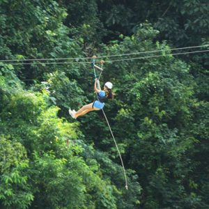 zip line ride in malaysia