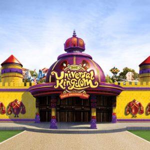 VGP Universal Kingdom Ticket