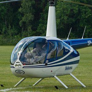 Bangalore Helicopter Joyride