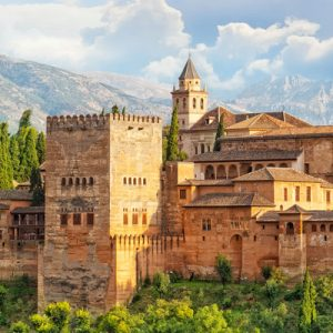 Guided Walking Tour in Granada with Alhambra Gardens