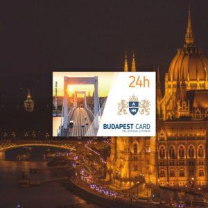 budapest city card
