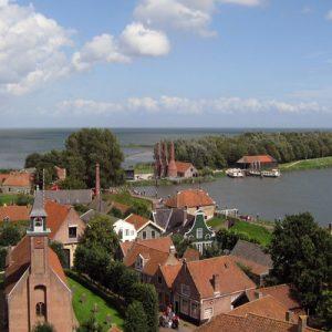 overview of Zuiderzee Museum