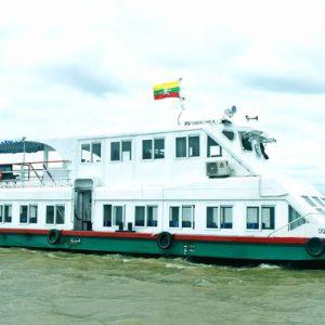 RV NMAI HKA Irrawaddy River Cruise Ticket (One Way) between Bagan and Mandalay