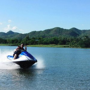 private river kwai safari jet-ski guided tour kanchanaburi