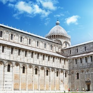 pisa lucca tour with local pastry tasting from florence