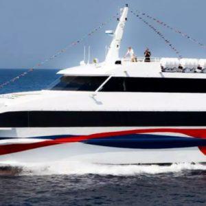 Catamaran Ferry Ticket (Tapee Pier/Koh Tao Departure)