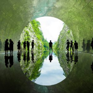 tunnel of light by mad architects 2018