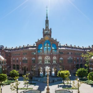 Sagrada Familia and Sant Pau Art Nouveau Skip-the-Line Guided Tour
