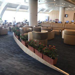 beijing capital international airport lounge service