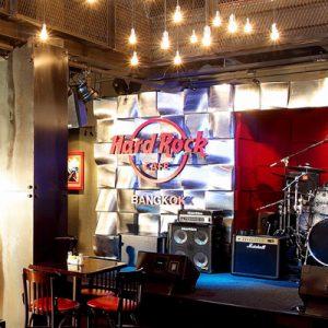Hard Rock Cafe in Siam Square