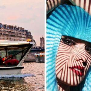 Seine River cruise Bateaux-Mouches