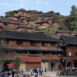 xijiang qianhu miao village day trip roundtrip transfers guizhou