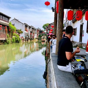suzhou water towns